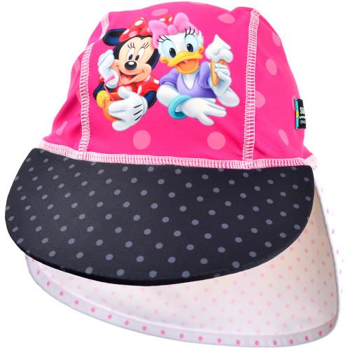 Sapca Minnie Mouse 4-8 ani Protectie UV, Swimpy
