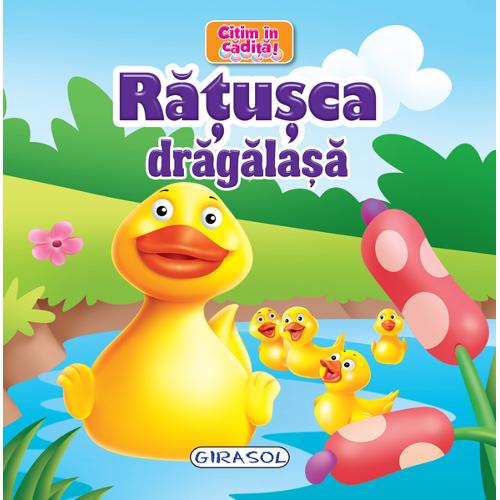 Citim in Cadita - Ratusca Dragalasa, Editura Girasol