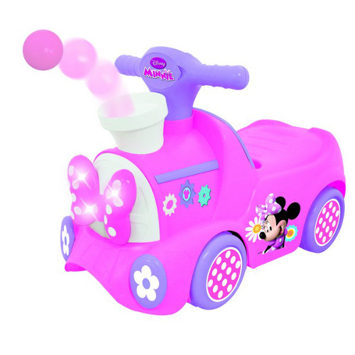Trenulet Ride On Pick N Pop Minnie, Kiddieland