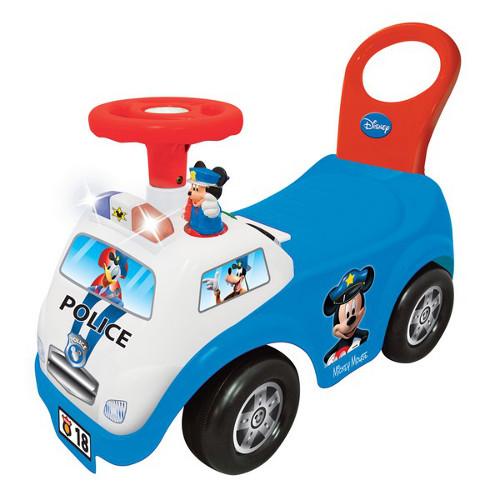 Masinuta Interactiva Politie Mickey, Kiddieland
