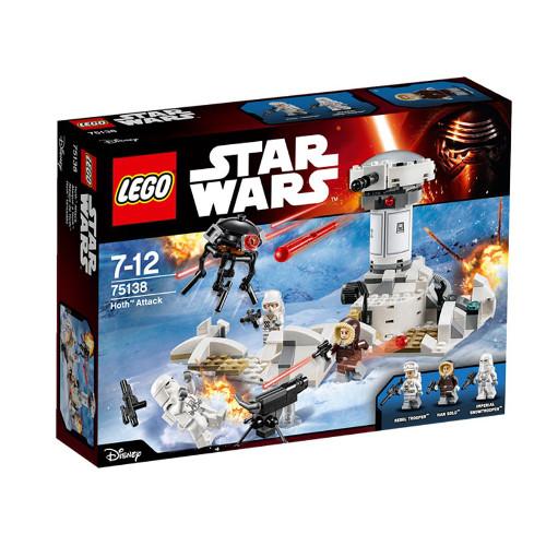 Star Wars - Atacul Hoth 75138, LEGO