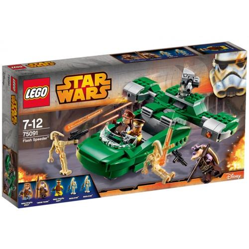 Star Wars - Flash Speeder 75091, LEGO