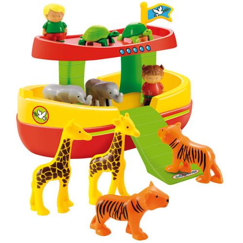 Set Constructii Abrick Arca lui Noe, Ecoiffier