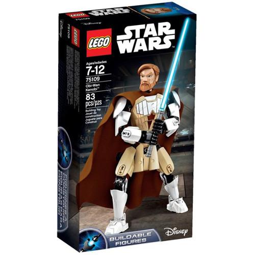 Star Wars - Figurina Obi-Wan Kenobi 75109, LEGO