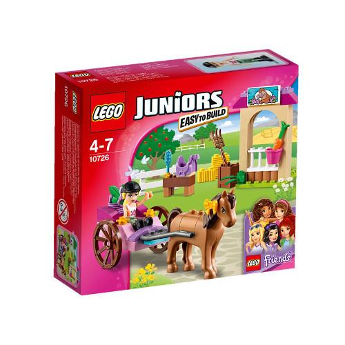 Juniors - Trasura cu Cai a Stephaniei - 10726, LEGO