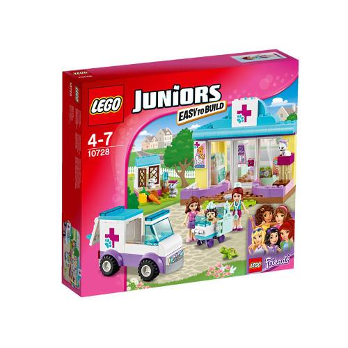 Juniors - Clinica Veterinara a Miei - 10728, LEGO