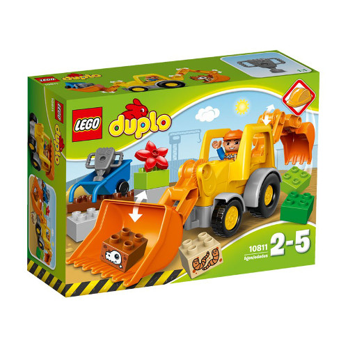 DUPLO - Incarcator-Excavator 10811, LEGO