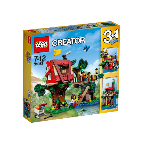 Creator - Aventuri in Casuta din Copac 31053, LEGO