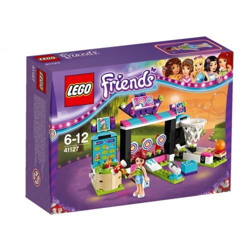 Friends - Sala de Jocuri din Parcul de Distractii 41127, LEGO
