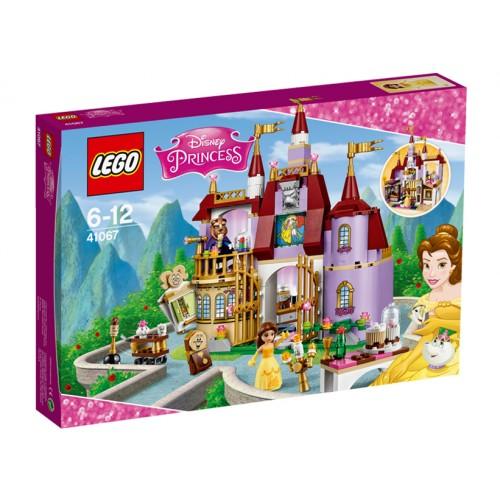 Disney - Castelul Fermecat a lui Belle 41067, LEGO