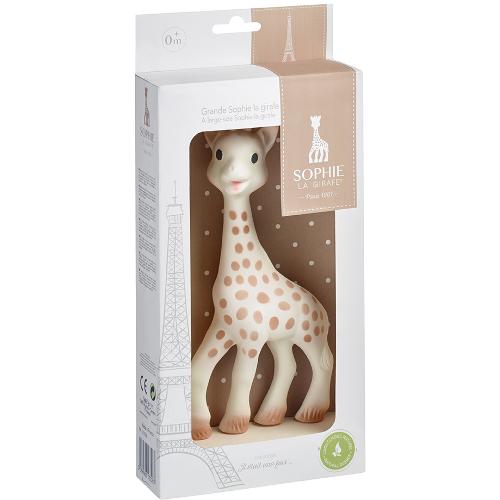 Girafa Sophie Mare, Vulli