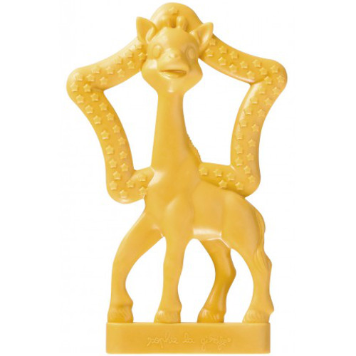 Vulli - Inel Dentitie Stea Girafa Sophie Vanilie