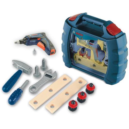 Mini Trusa cu Scule Blue Line Bosch, Klein