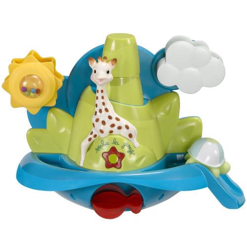 Jucarie de Baie Girafa Sophie Aqua, Vulli