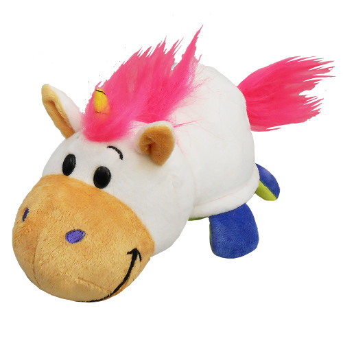 Mascota FlipaZoo 32 cm - Unicorn si Dragon, Jay At Play
