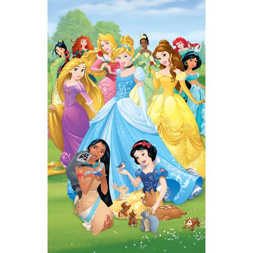 Tapet pentru Copii Disney Princess, Walltastic