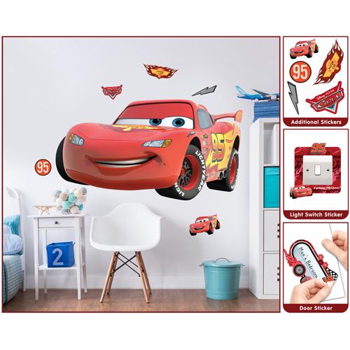 Sticker Mare Disney Cars, Walltastic