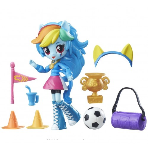 Set My Little Pony - Rainbow Dash si Spiritul Scolar, Hasbro