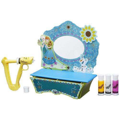 Set Plastilina DohVinci Frozen Vanity Frame Kit, Hasbro