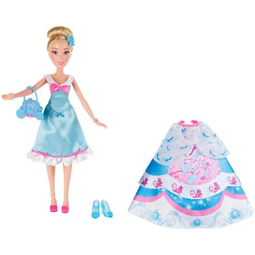 Papusa Cenusareasa cu Rochita Fashion, Hasbro