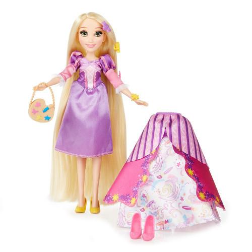 Papusa Rapunzel cu Rochita Fashion, Hasbro