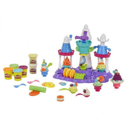 Plastilina Play-Doh - Castelul de Inghetata, Hasbro