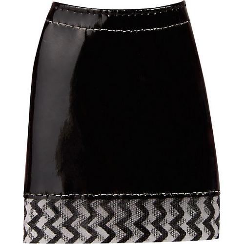 Casual Fashion Pack - Fusta Neagra Barbie, Mattel