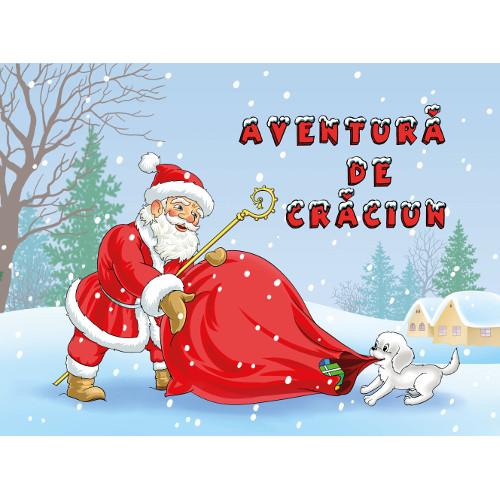 Aventura de Craciun, Editura Aquila