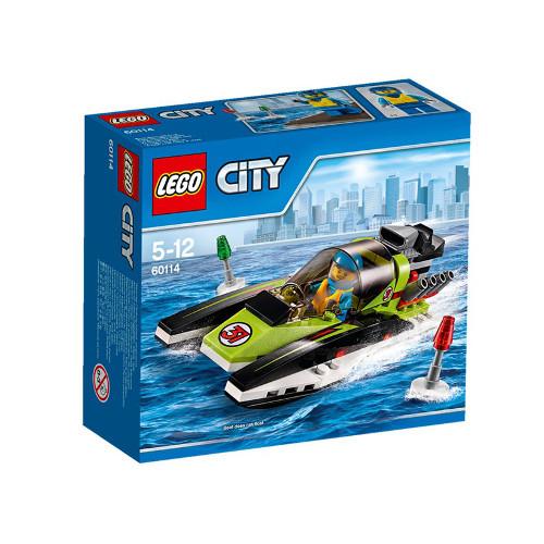 City - Barca de Curse 60114, LEGO