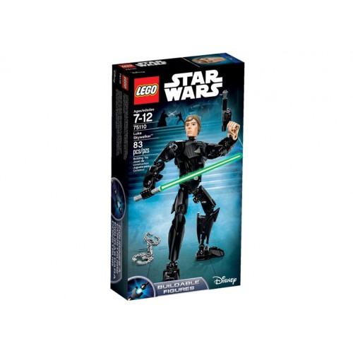 Star Wars - Figurina Luke Skywalker 75110, LEGO