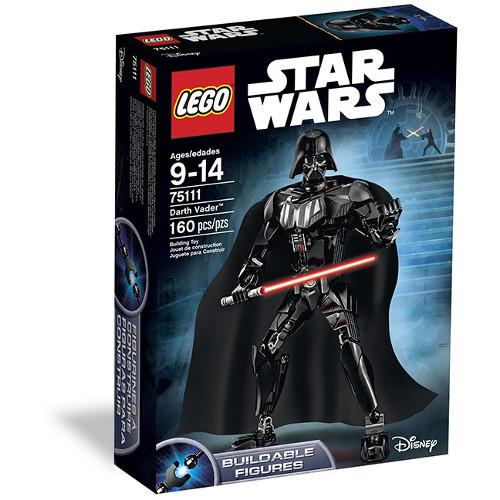 Star Wars - Figurina Darth Vader 75111, LEGO