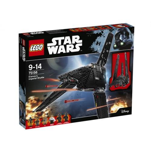 LEGO - Star Wars - Naveta Imperiala a lui Krennic 75156