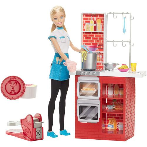Set de Joaca Barbie Spaghetti Chef, Mattel