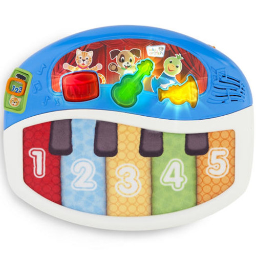 Baby Einstein - Pianul Discover and Play, Bright Starts