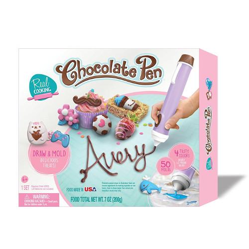 Creionul cu Ciocolata, Skyrocket Toys