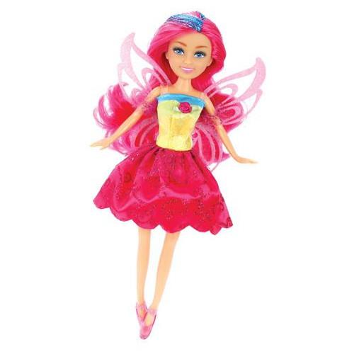 Papusa Sparkle Girlz Floral Fairies Roz, Funville