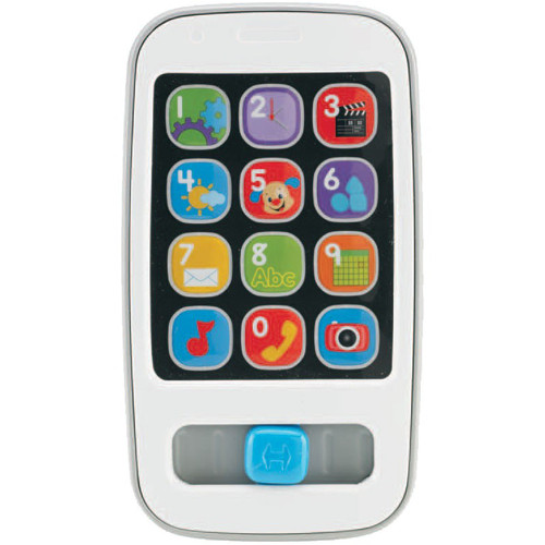 Telefonul Istet Laugh and Learn, Fisher-Price