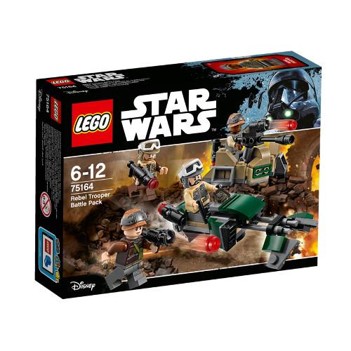 Star Wars - Soldat al Rebelilor 75164, LEGO