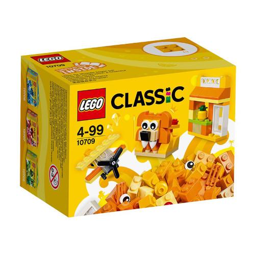 Classic - Cutie Portocalie de Creativitate 10709, LEGO