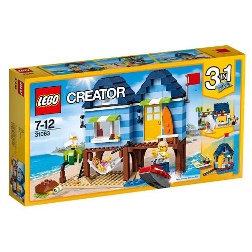 Creator - Casa de pe Plaja 31063, LEGO