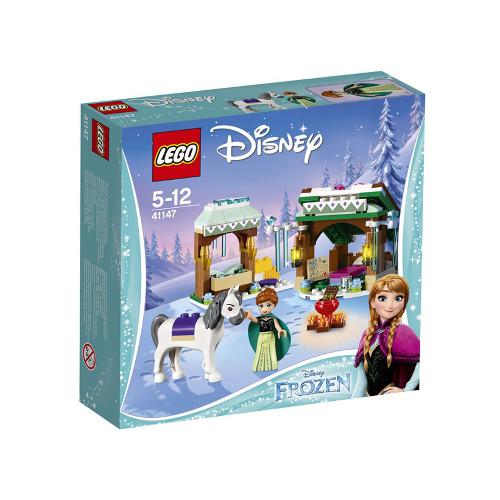Disney - Anna si Aventura ei in Zapada 41147, LEGO