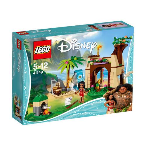 Disney - Vaiana si Aventura Ei de pe Insula 41149, LEGO