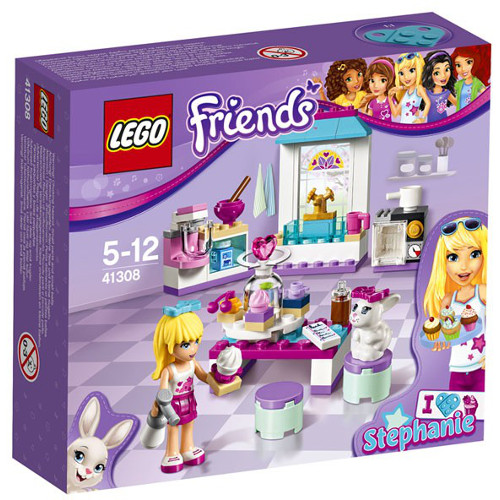 Friends - Prajiturile Stephaniei 41308, LEGO