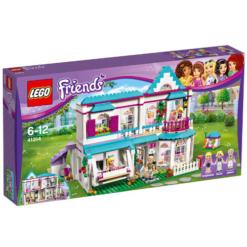 Friends - Casa Stephaniei 41314, LEGO