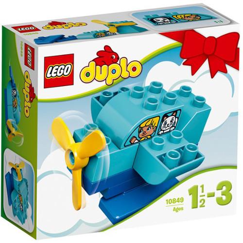 DUPLO - Primul Meu Avion 10849, LEGO