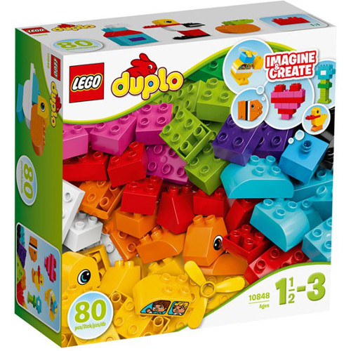 DUPLO - Primele Mele Caramizi 10848, LEGO