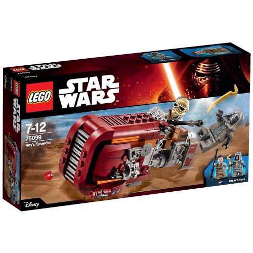 Star Wars - Rey\'s Speeder 75099, LEGO