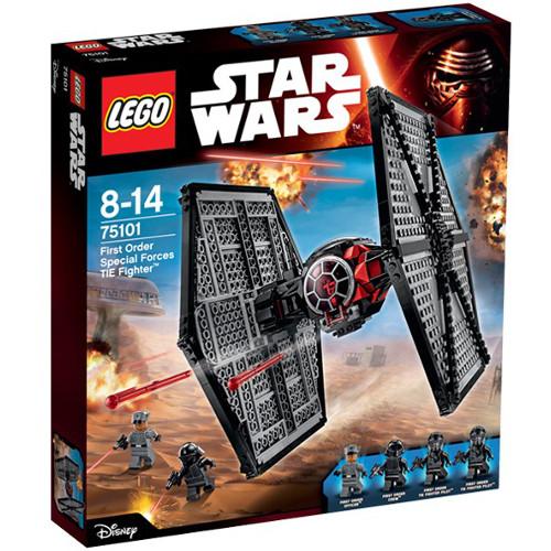 Star Wars - TIE Fighter Fortele Speciale ale Ordinului Intai 75101, LEGO