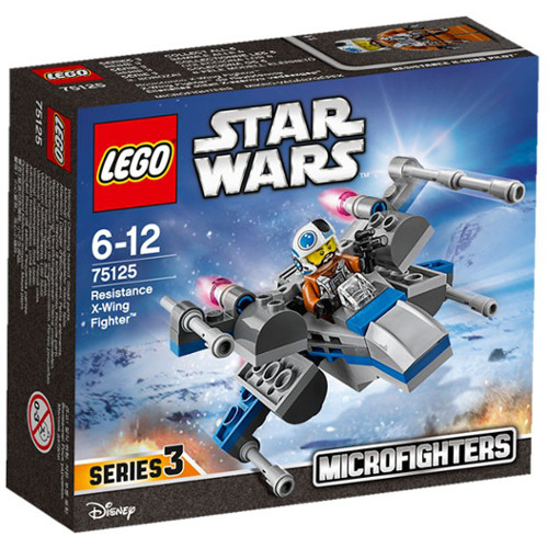 Star Wars - Resistance X-Wing Fighter 75125, LEGO