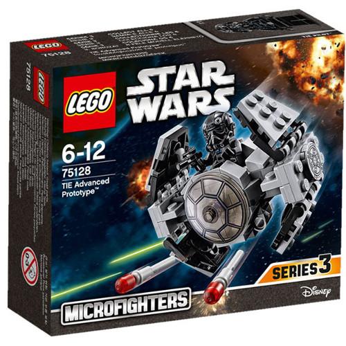Star Wars - TIE Advanced Prototype 75128, LEGO